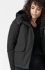 'Blakely' Black Parka | Jessimara London