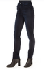 'Nina Pierre' Dark Blue High Waisted Jeans