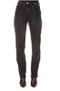 'Patti' Corvus Black High Rise Cropped Jeans