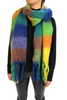 Multi Colour Open Scarf