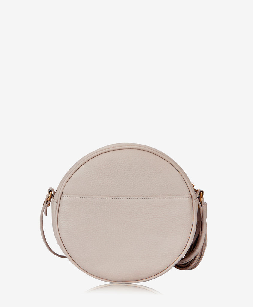 'Zoey' Circle Cross Body Bag | Jessimara London