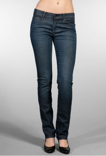 Epson Raw Straight Leg Jeans | Jessimara London