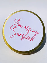 Load image into Gallery viewer, You are my Sunshine Limited Edition Travel Tin