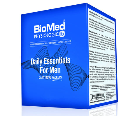 Daily Essentials for Men 30 packets