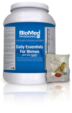 Daily Essentials For Women 60 packets