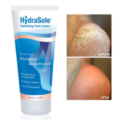 HydraSole Kit - 6 ounces (Includes foot brush and socks)