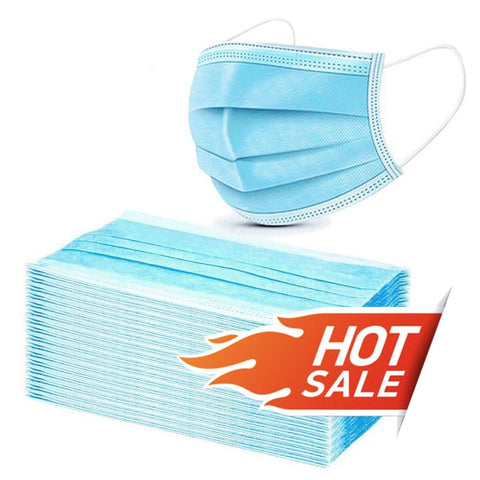 Box of 50 Surgical Masks, FDA Approved