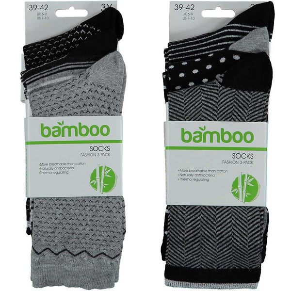 Bamboo - Damessokken - Fashion Lurexs