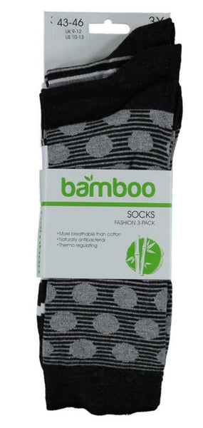 Bamboo Socks Fashion/KL ZW/Bollen