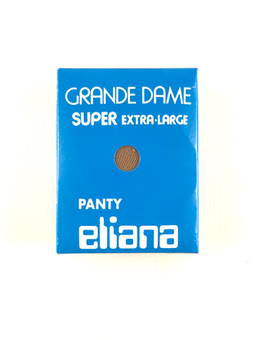 Eliana - Grand Dame Super - Mousse Panty
