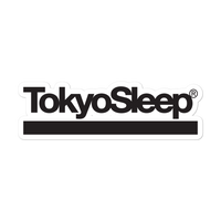 TokyoSleep® Original Bar Logo Sticker