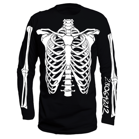 MANIPULATED DEAD LONG SLEEVE