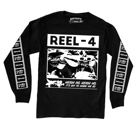 MIDNIGHT MATINEE LONG SLEEVE