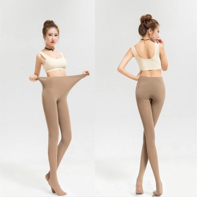 Winter Lined Pantyhose