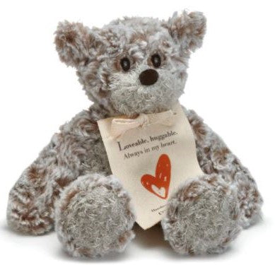 Stuffed Animal Bear Mini Love