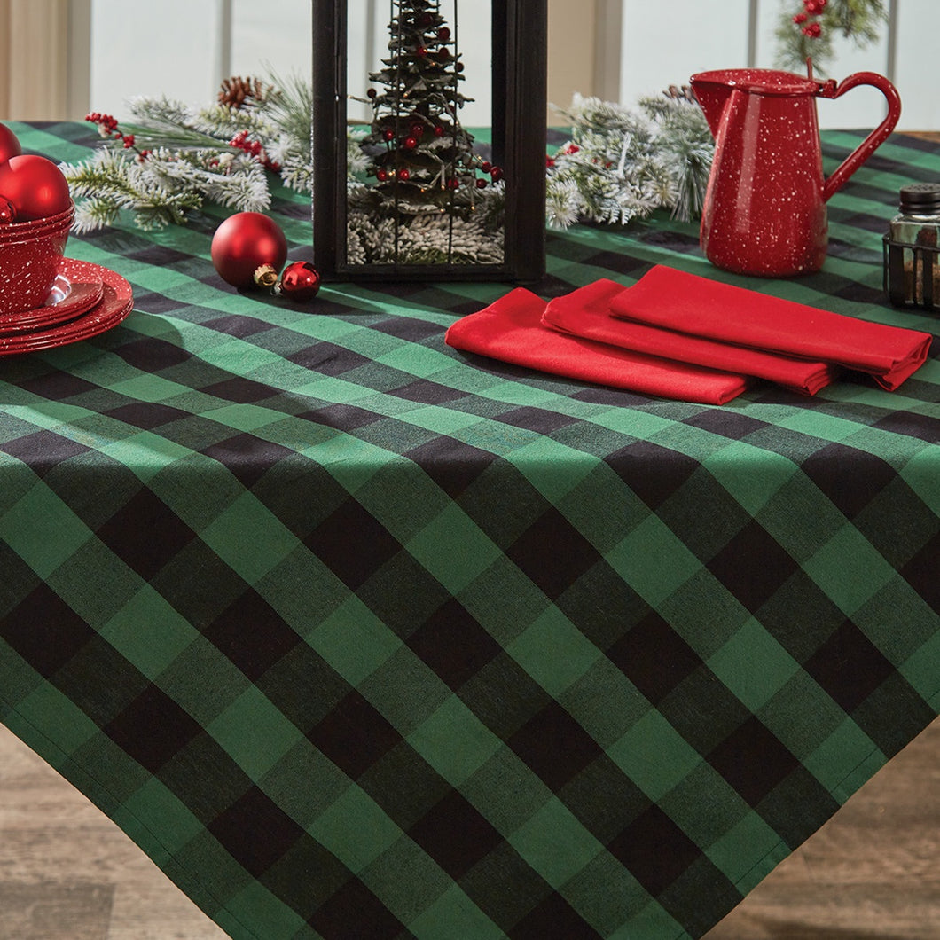 Tablecloth Wicklow Check