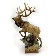 "Load image into Gallery viewer, Sculpture ""Hoofin It"" –Elk"