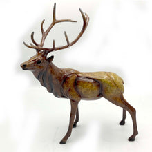 "Load image into Gallery viewer, Sculpture ""Aristocracy"" – Elk"