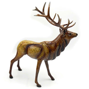 "Sculpture ""Aristocracy"" – Elk"