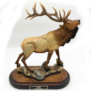 "Sculpture-""Wapiti"" – Elk"