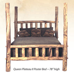 Aspen Heirloom Collection: Individual Bed Upgrades