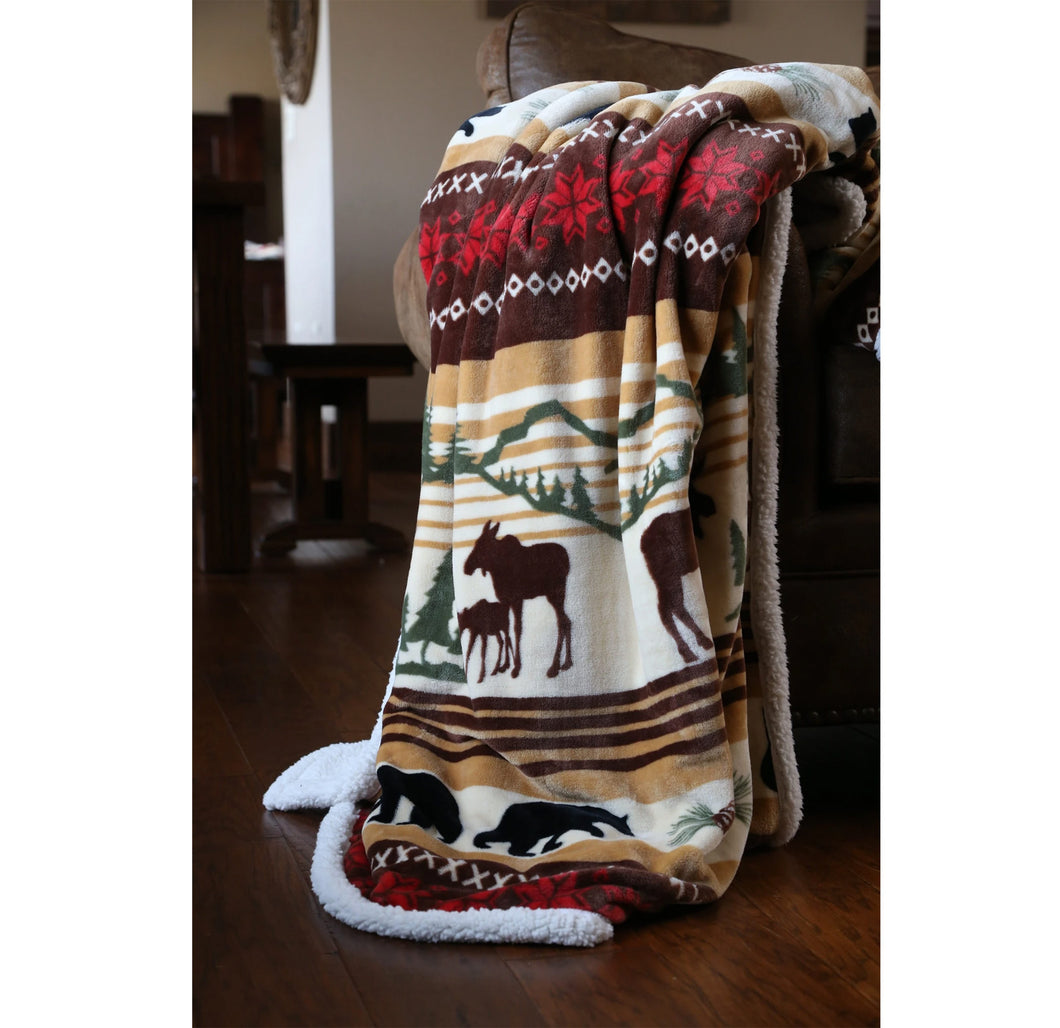 Hinterland Throw