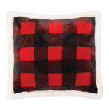 Lumberjack Plaid Pillow