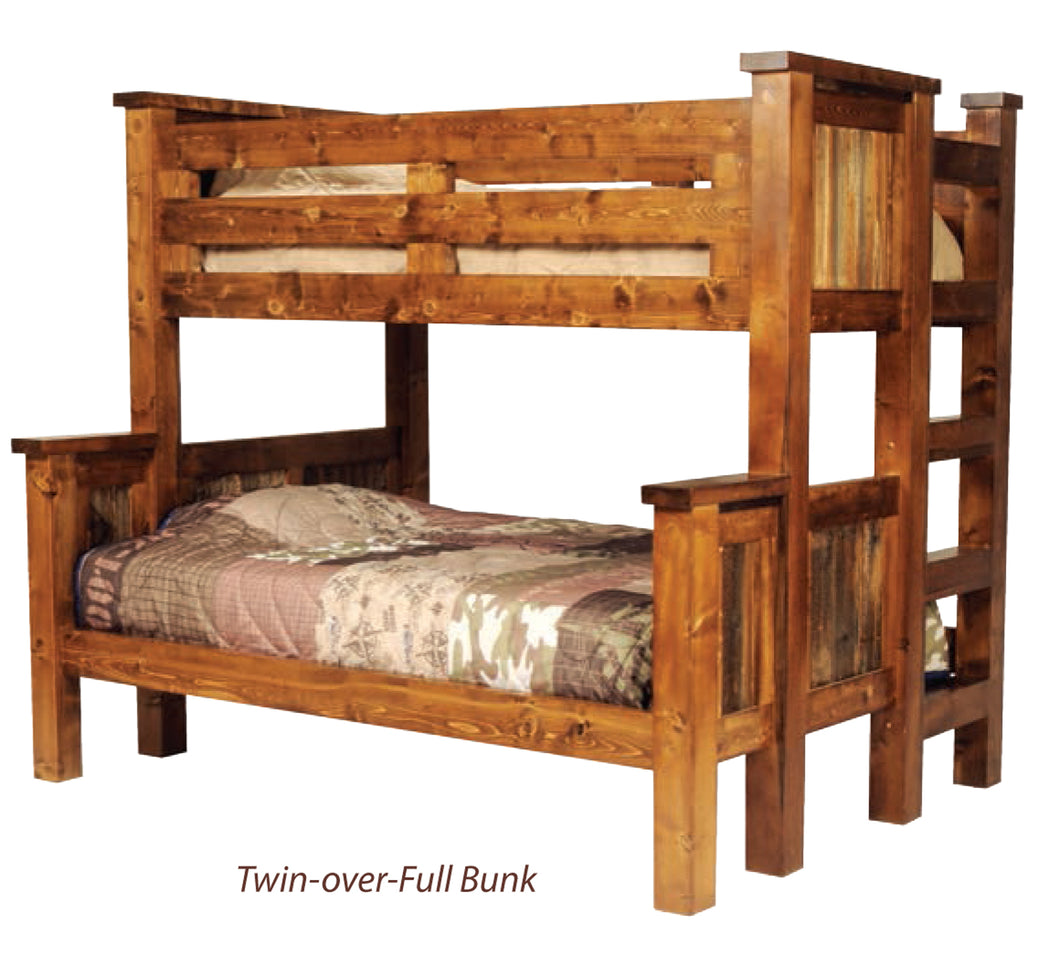 Wyoming Collection Bunk Bed (5 variants)