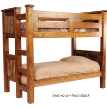 Load image into Gallery viewer, Wyoming Collection Bunk Bed (5 variants)