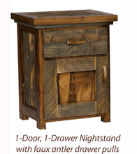 Load image into Gallery viewer, Wyoming Bedroom Collection Nightstands (7 variants)