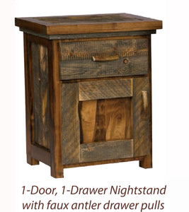 Wyoming Bedroom Collection Nightstands (7 variants)