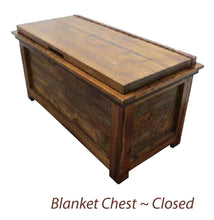 Load image into Gallery viewer, Wyoming Blanket Chest