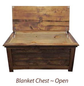 Wyoming Blanket Chest