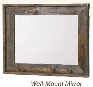 Wyoming Wall Mount Mirror