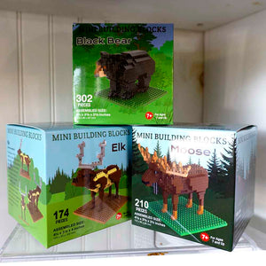 Mini Building Blocks animals