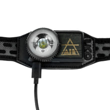 Load image into Gallery viewer, Headlamp-AIR rechargeable headlamp