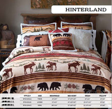 Load image into Gallery viewer, Hinterland Bedspread (5 piece set)