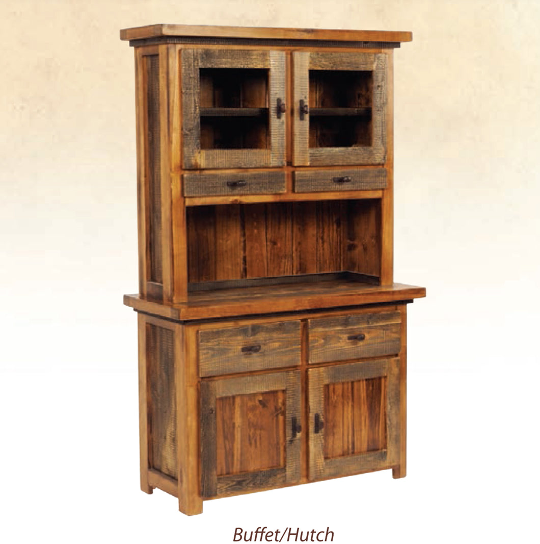 Wyoming Dining Collection- Hutch/Buffet