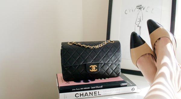 5 reasons to buy a vintage designer bag