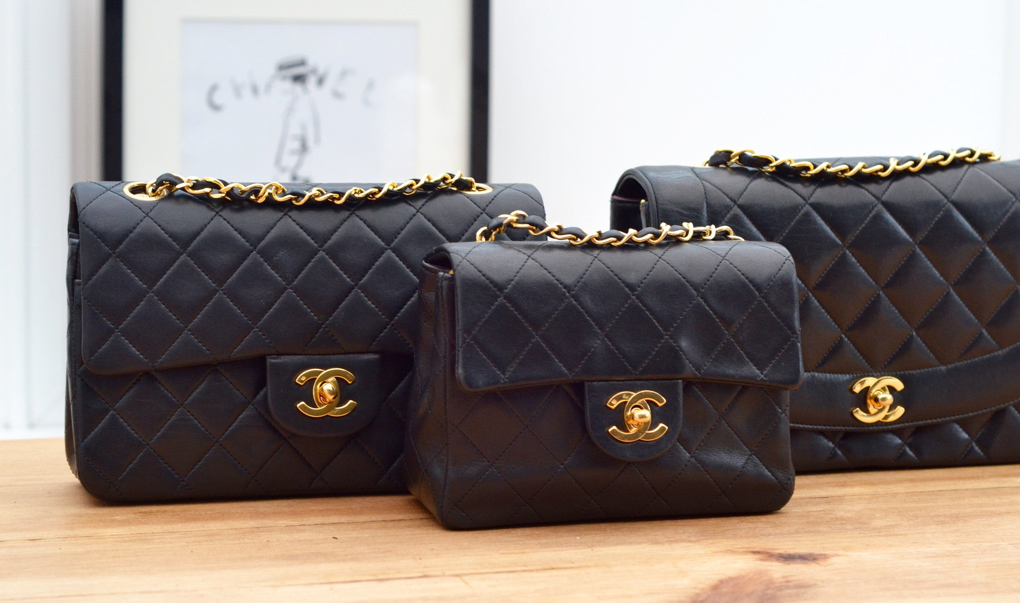The insider's guide to buying vintage Chanel 2.55 bags ...