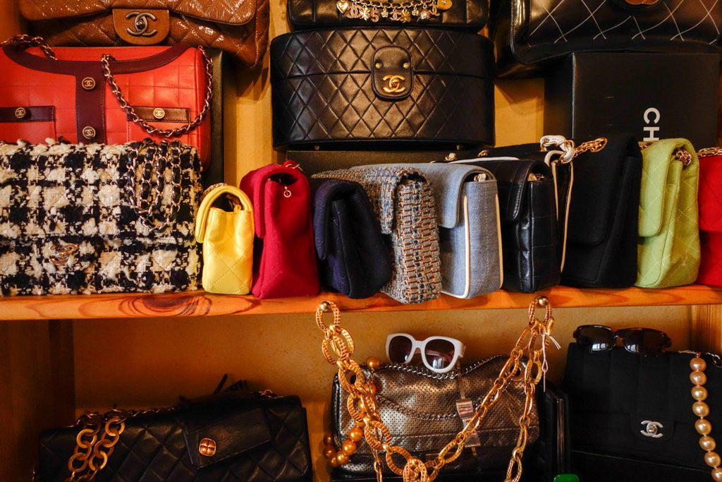 Beginner's guide to buying vintage designer handbags