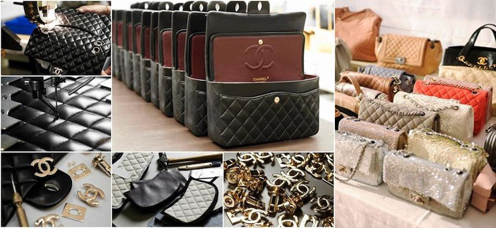 4b90d4ead72d A brief history of Chanel 2.55 handbags. In February 1955, Coco Chanel  launched the 2.55 quilted handbag ...