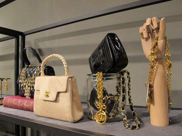 How to shop for designer vintage bags