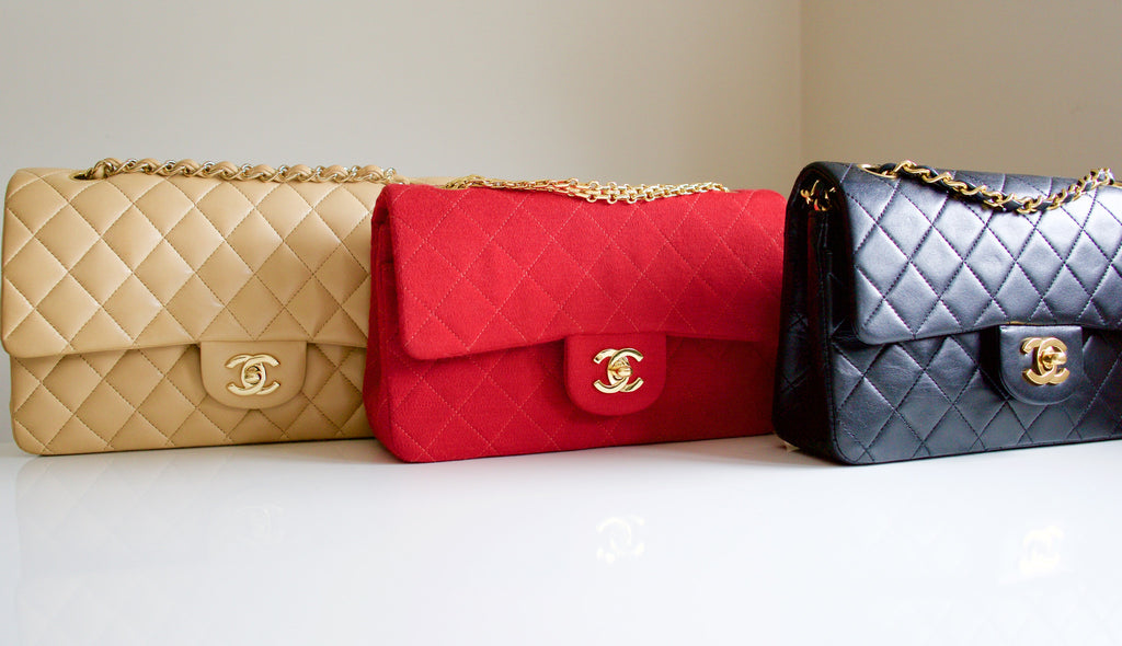 chanel 2.55 bags