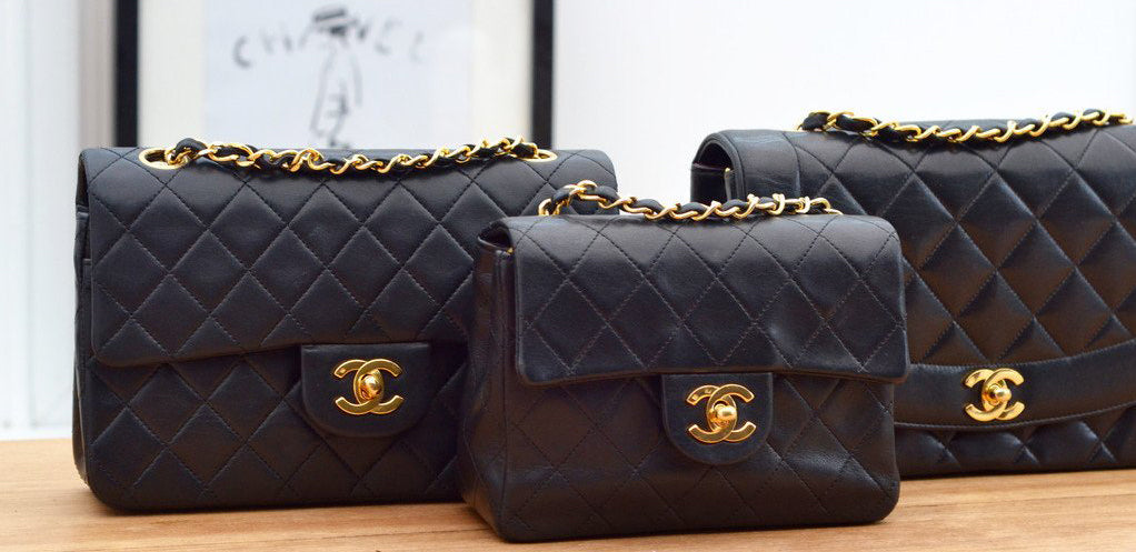 f03c3791edaa85 Vintage Chanel bags - Vintage District
