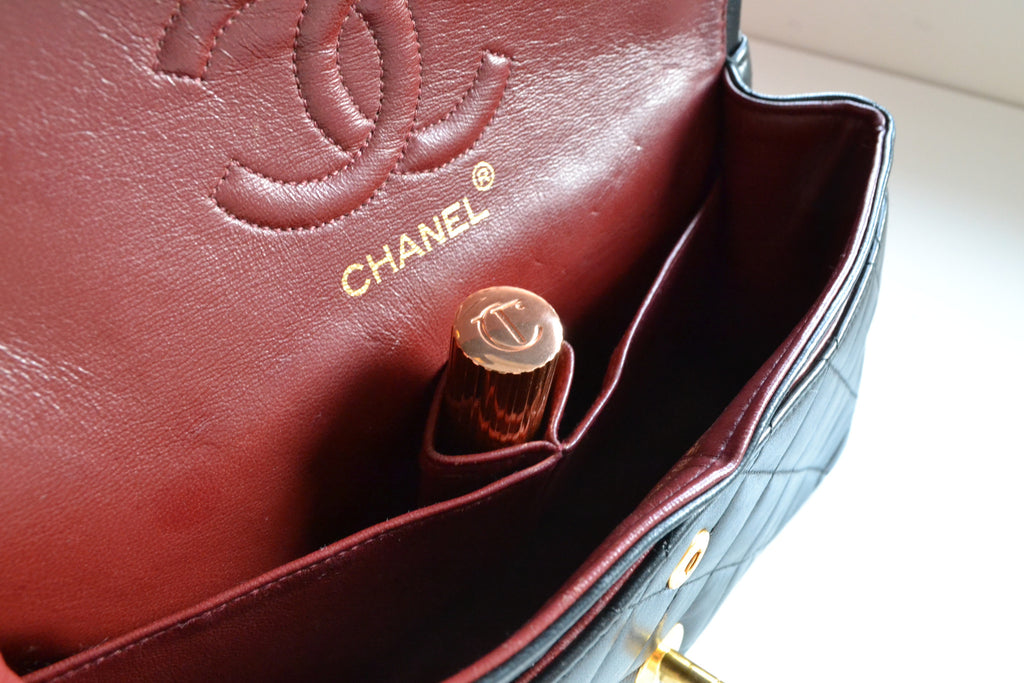 History of Chanel 2.55 handbags - Vintage District 62f75a604f347