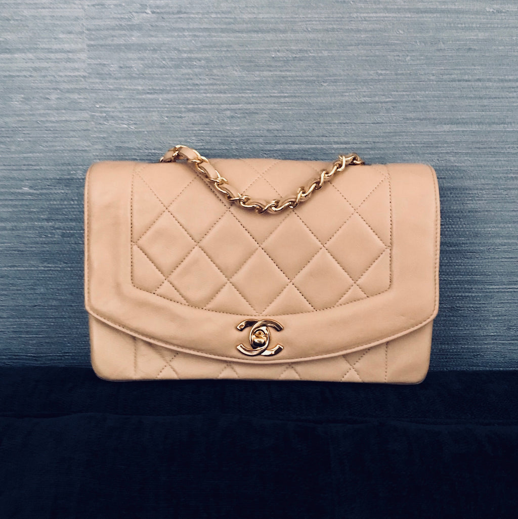 91089fccfaf06f Second Hand Chanel Vintage Bags | Collector Square