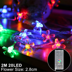 LED Light for Christmas Decorations Garden Bedroom waterproof