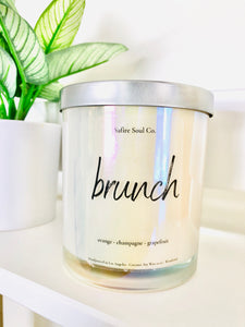 Brunch Candle