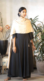 Aline kurta with scalping dupatta